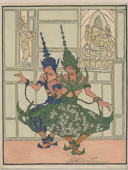 """Dance to Ganesha"" by Lum, Bertha"