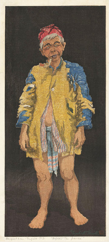 """After the Dance, Benguet Man"" by Keith, Elizabeth"