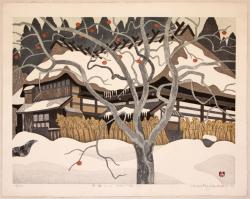 Thumbnail of Limited Edition Woodblock Print by Hironaga, Takehiko