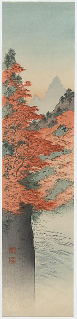 Thumbnail of Original Japanese Woodblock Print by Koho, Shoda