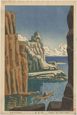 Thumbnail of Original Japanese Woodblock Print by Asano, Takeji