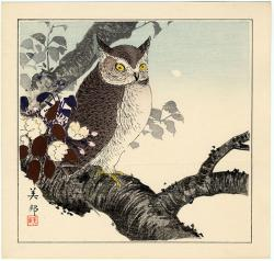 Thumbnail of Original Japanese Woodblock Print by Biho, Yoshikuni