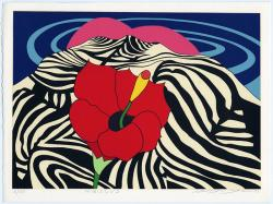 Thumbnail of Limited Edition Silkscreen Print by Yayanagi, Tsuyoshi