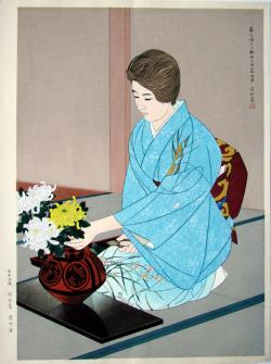 Thumbnail of Original Japanese Woodblock Print by Shinsui, Ito