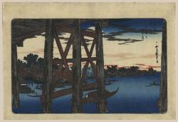 Thumbnail of Original Japanese Woodblock Prints by Hiroshige