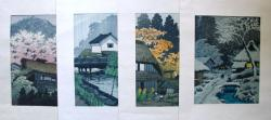 Thumbnail of Original Japanese Woodblock Prints by Kasamatsu, Shiro