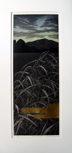Thumbnail of Original Limited Edition Mezzotint by Hamanishi, Katsunori