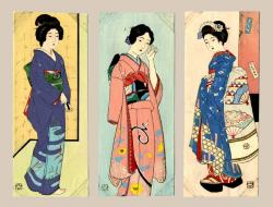 Thumbnail of Original Japanese Woodblock Prints by Hakuho, Hirano