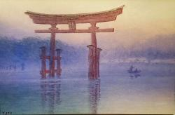 Thumbnail of Original Watercolor by Yuhan, Ito