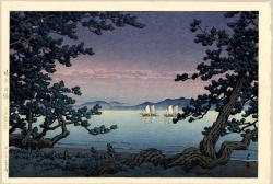Thumbnail of Original Japanese Woodblock Prints by Hasui, Kawase