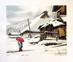 Thumbnail of Limited Edition Color Lithograph by Williams, Brian