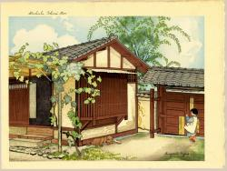 Thumbnail of Original Japanese Woodblock Print by Gifford, Marguerite