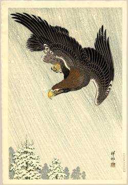 Thumbnail of Original Japanese Woodblock Print by Shoson
