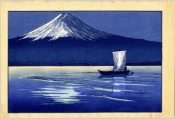 Thumbnail of Original Japanese Woodblock Print by Miller, Lilian