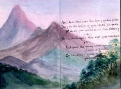 Thumbnail of Original Watercolors on Paper by Miller, Lilian